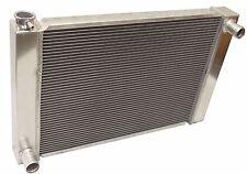 "Universal Super Cool Ford/Mopar Fabricated Aluminum Radiator 24"" x19"" x3"""