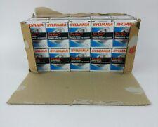 Lot of 17 Sylvania Tru-Aim Covered Halogen Bulbs 50MR 16/NSP 10/EXT/C 12V 50W