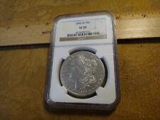1890-CC United States Morgan Silver Dollar $1 NGC VF35 - Free S&H USA