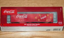ATHEARN 8371 COCA-COLA TRAIN SERIES SMOOTH SIDE REEFER CCCX 5013