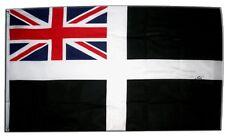 Great Britain St. Piran Cornwall Ensign FLAG cornish Banner 90x150cm - 5ftx3ft