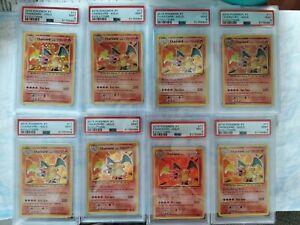PSA 9 MINT Charizard 11/108 XY EVOLUTIONS HOLO RARE Pokemon TCG Trading Card sb