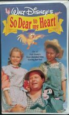 Disney's So Dear to My Heart (VHS,1948,1992, Clam shell ) Burl Ives