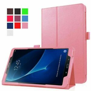 Tablet Case For Samsung Galaxy Tab A 10.1 SM-T580 T510 Leather Stand Flip Cover