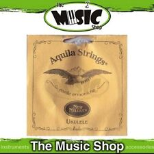 New Set of Aquila Nylgut Baritone Ukulele Strings GCEA Tuning - AQ23U