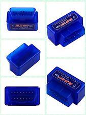 NEW Mini ELM327 V2.1 OBD2 II Bluetooth Diagnostic Car Auto Interface Scanner BT