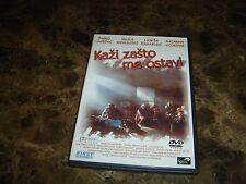 Kazi Zasto me ostavi (Say Why Have You Left) (DVD 1993)
