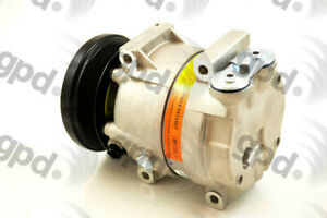A/C Compressor-New Global 6512407
