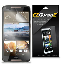 2X EZguardz LCD Screen Protector Cover HD 2X For HTC Desire 828 (Ultra Clear)