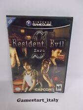 RESIDENT EVIL ZERO 0 (NINTENDO GAMECUBE) NTSC VERSION