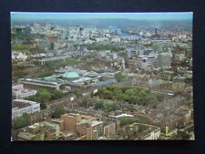 BRITISH MUSEUM & CITY FROM POST OFFICE TOWER POSTCARD