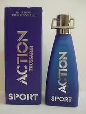 Trussardi Action Sport Uomo for Men Man Eau de Sport splash 100 mL (3.33 oz)