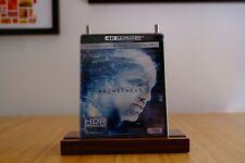 Prometheus 4k UHD Blu-Ray Sealed