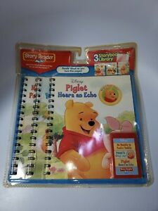 Disney Story Reader 3 Storybook Library Winnie The Pooh Piglet Hears An Echo