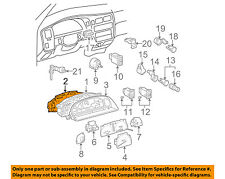TOYOTA OEM 01-04 Tacoma-Printed Circuit Board 8386104450