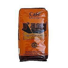 COFFEE D'AQUI (ground) 8 oz - 14 oz