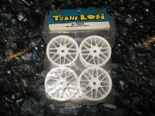 VINTAGE RC RARE TEAM LOSI STREET WEAPON KIT WHEEL SET (4) 7809
