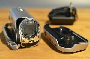 JVC Everio GZ-MG365HE 60GB HDD SD Hybrid Camcorder, Konica F1.8 35x Zoom Lens