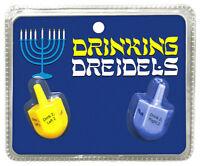 Drinking Dreidels Game Kheper Games Hanukkah Chanukah adult toy