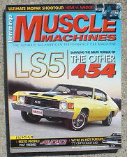 Hemmings Muscle Machine July 2009 Vol. 6 Issue 10