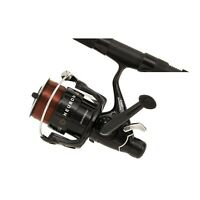 Mitchell Neuron Carp Fishing Baitrunner Freespool Reel With Line Fits Rod