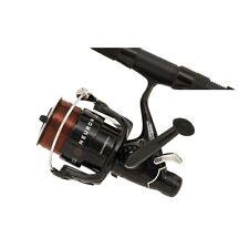 Mitchell Neuron Carp Fishing Baitrunner Freespool Reel With Line Fits Rod