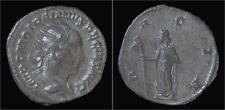 Trajan Decius AR antoninianus Dacia standing left