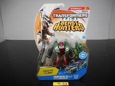 NEW & SEALED!!! TRANSFORMERS PRIME BEAST HUNTERS KNOCK OUT ACTION FIGURE 9-23