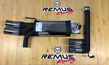 REMUS Volkswagon VW Golf III 2.0L 2.8L GTI VR6 Duplex Rear Silencer w/ Twin Tail