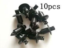 10pcs Push Type Cowl Clip Nylon Retainer Fastener A19231 For Honda 91505-SL0-003