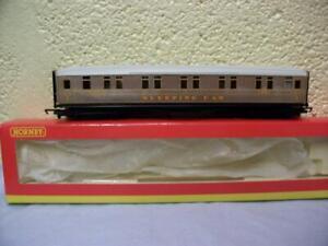 Teak Sleeping Car 1st Class 1261 LNER Hornby No R4064A '00' Boxed Very Light Use