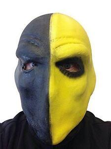Deathstroke Terminator Masque Flèche Crâne Visage Slade Morue Bd Arkum Con