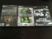 Battlefield 1942: Collection + Battlefield 2142 + Expansion - PC - COMPLETE