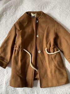 Zara Coat Girls Age 6