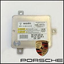 OEM Porsche 911 GT3 Boxster Cayman Macan Xenon HID Headlight Ballast 99161832303