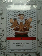 PERSONALISED CHILDRENS CHRISTMAS  COLOURING  PACK BOOK CARD  FAVOUR  PAPER