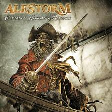 ALESTORM - Leviathan + Captain Morgan Revenge 2 CD + DVD