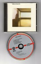 DIRE STRAITS 1st Album Rare Target CD West Germany Early Issue No Barcode