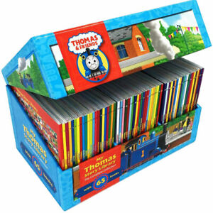 Thomas Story Library Complete Collection with 65 Books
