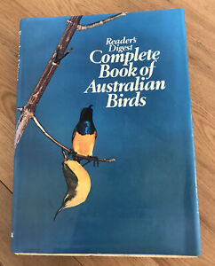 Reader's Digest COMPLETE BOOK OF AUSTRALIAN BIRDS HB/DJ  2nd Ed 1986