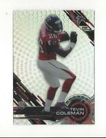 2015 Topps High Tek Dots #98 Tevin Coleman RC Rookie Falcons