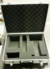 Protective Metal Briefcase Laptop or Tablet. Multipurpose