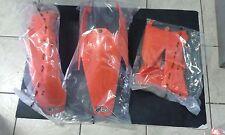 KIT PLASTICHE KTM SX 85 2006 2007 2008 2009 2010 KIT 3 PZ COLORE ARANCIO