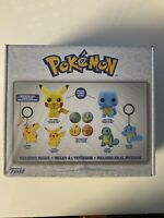 Funko POKEMON FLOCKED GAMESTOP EXCLUSIVE COLLECTOR'S BOX SEALED