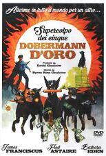Supercolpo Dei Cinque Dobermann D'Oro (1976) DVD