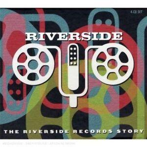 V/A : The Riverside Records Story 4CD Box Set NEW/SEALED RARE! FREEUK24-HRPOST!!