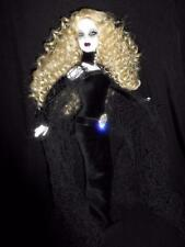 Thoughtless Endeavors  Zombie of the Night Barbie doll ooak Gothic Dakota's Song