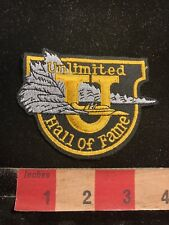 Seattle Washington Boat Museum UNLIMITED HYDROPLANE HALL OF FAME Patch 00RC