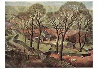 Vintage Art Postcard, Springtime in Eskdale by J. McIntosh Patrick KB2