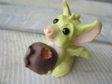 Pocket Dragons By Real Musgrave 1993/1994 Want A Bite Collectors Club Limited